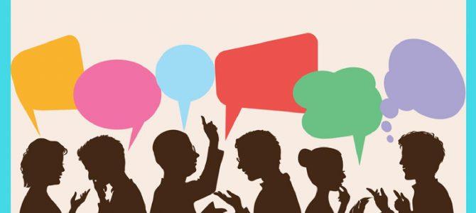 """""""Non si può non comunicare. Communication skills"""""""